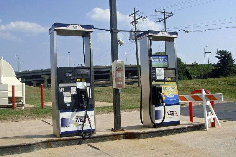 Biofuel Pumps - Foto di Mariordo