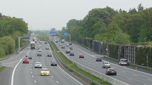 Autostrada - foto di Jochen Jansen