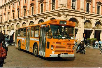 Filobus Bologna - foto di giokai421