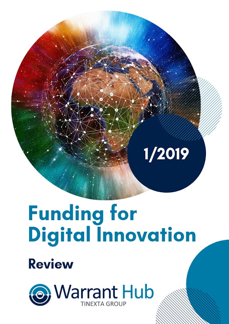 Funding for Digital Innovation - Review - IOT2019