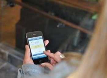 mobile-commerce - foto di lululemon athletica