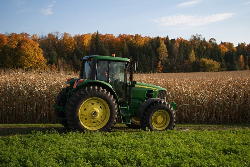 Agricolture - Photo credit: canadianfamily / Foter / Creative Commons Attribution-ShareAlike 2.0 Generic (CC BY-SA 2.0)